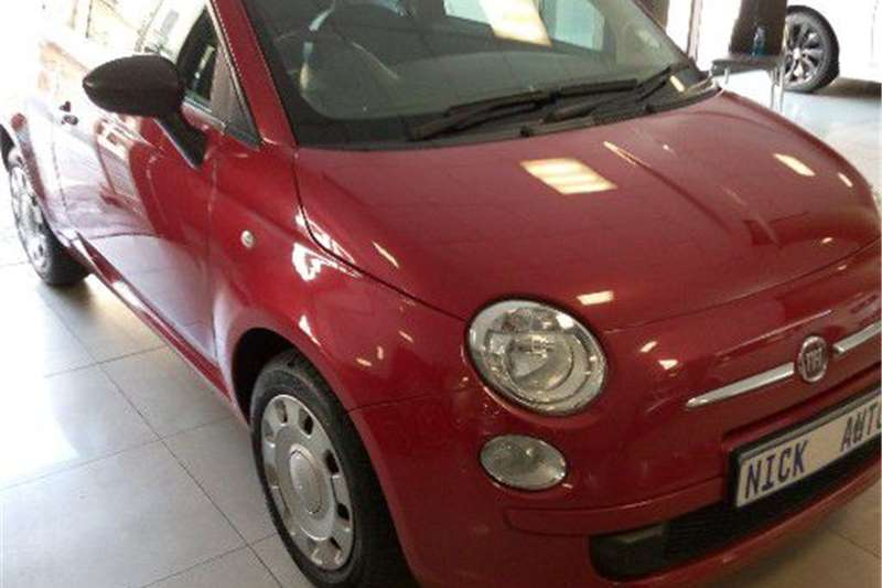 Fiat 500 1.4 Lounge 2011