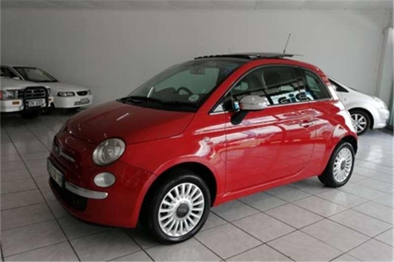 Fiat 500 1.4 Lounge 2012