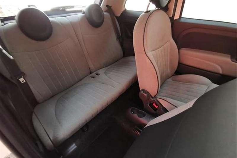 Fiat 500 1.4 Lounge 2013