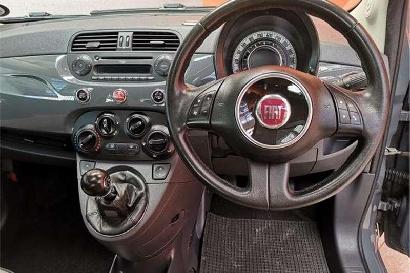Fiat 500 1.4 Lounge 2014