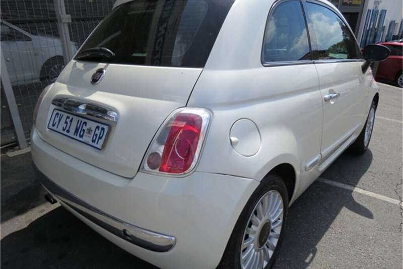 Used 2014 Fiat 500 1.4 Lounge