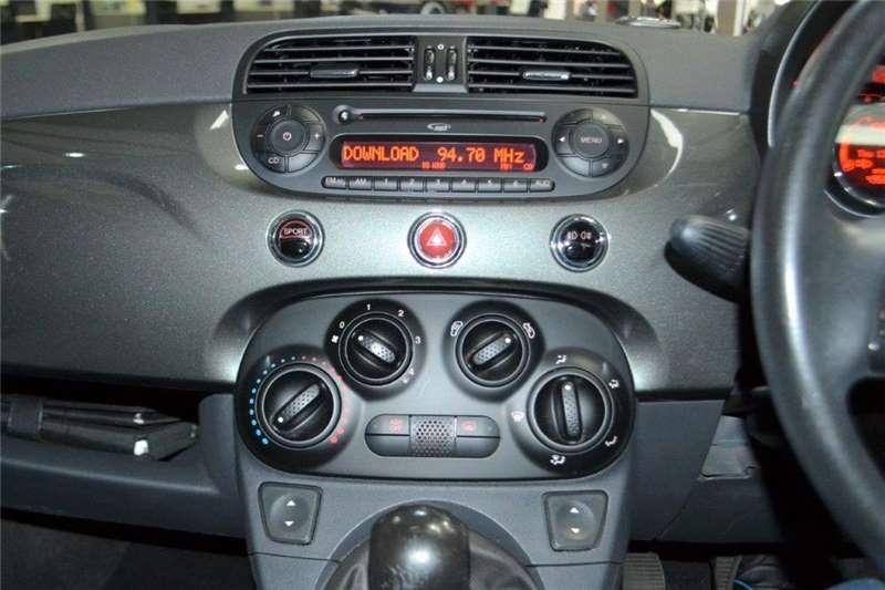 Fiat 500 1.4 Lounge 2015