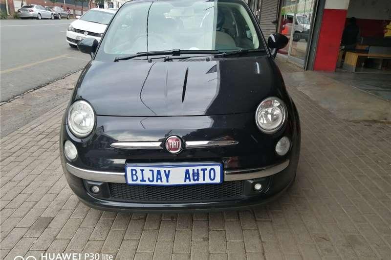 Fiat 500 1.4 Pop 2013