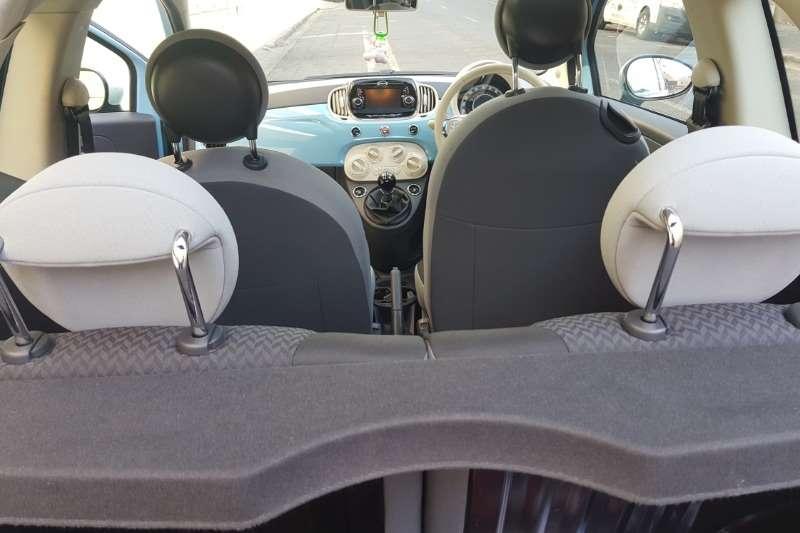Fiat 500 1.4 Pop 2016