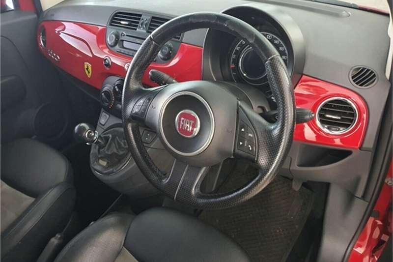 Fiat 500 1.4 Sport 2009