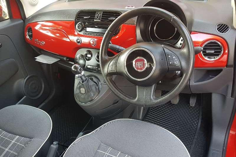 Fiat 500 1.4 Sport 2015