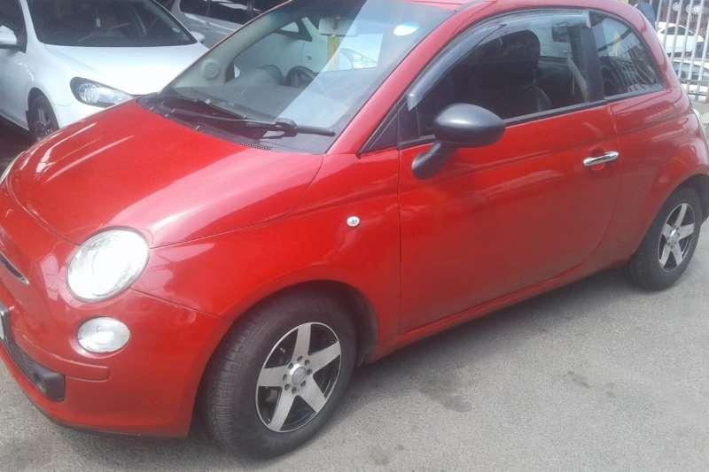 Used 2012 Fiat 500