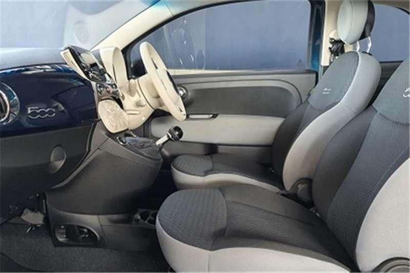 Fiat 500 900T Rockstar 2020