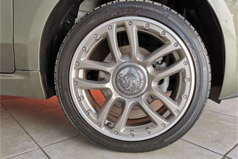 Fiat 500 by Diesel 2011