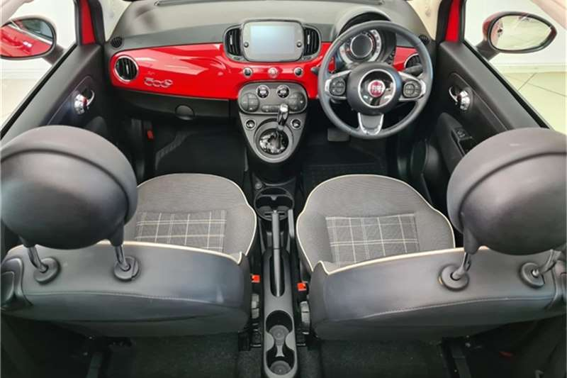 2019 Fiat 500 500C 0.9 TwinAir Lounge