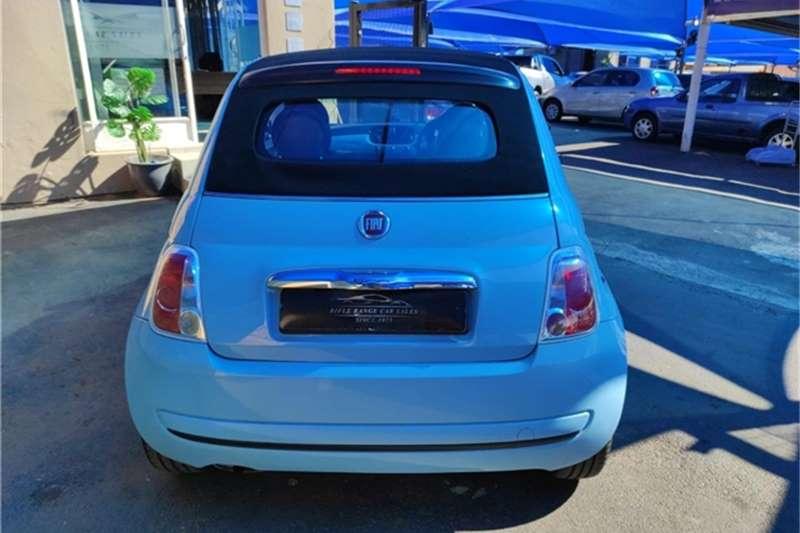 Used 2013 Fiat 500 C 1.2