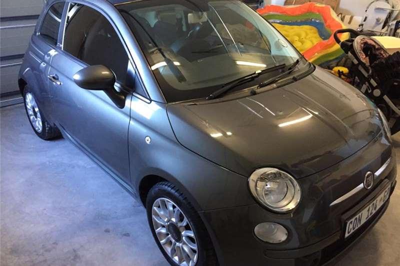 Fiat 500 C 1.2 Pop 2013
