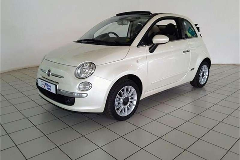 Fiat 500 C 1.4 Lounge 2013