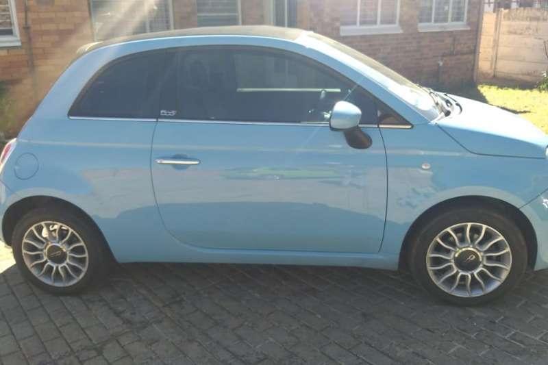 Fiat 500 C 1.4 Lounge auto 2012