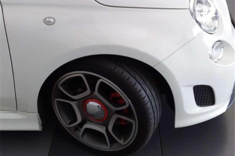 Fiat 500 C 595 1.4T 2016
