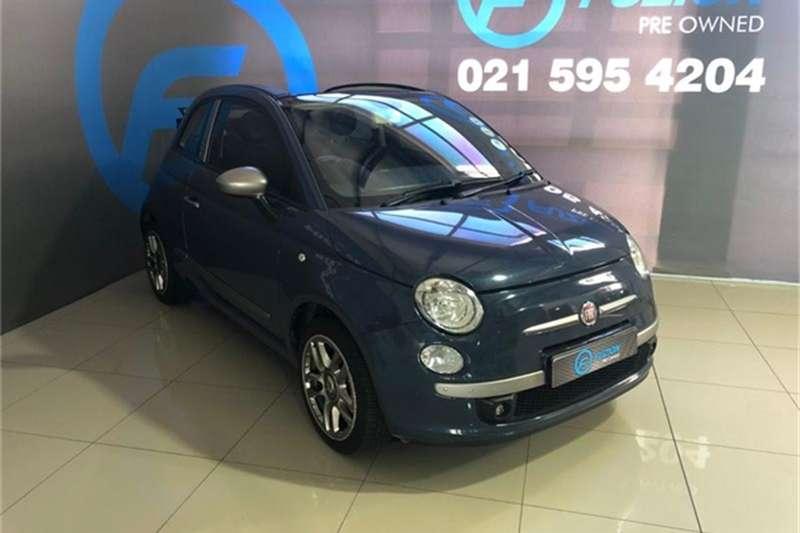 Fiat 500 C by Diesel 2011