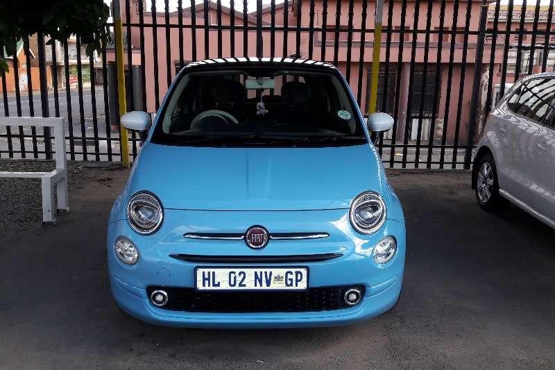 2017 Fiat 500 1.2 Lo