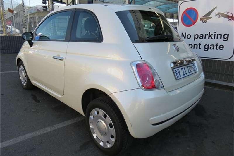 2012 Fiat 500 1.2