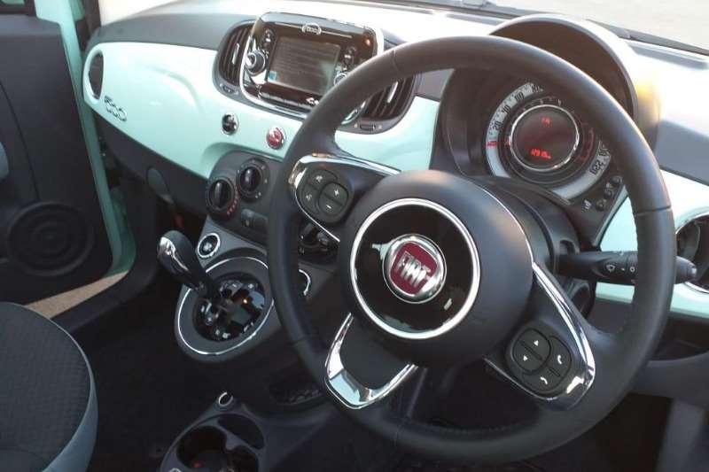 2012 Fiat 500 C 1.4 Lounge auto