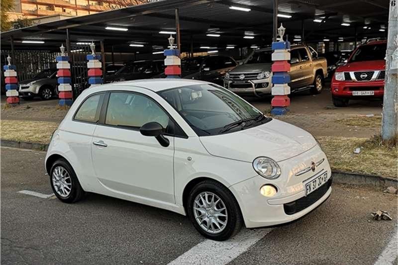 2013 Fiat 500 C 1.2
