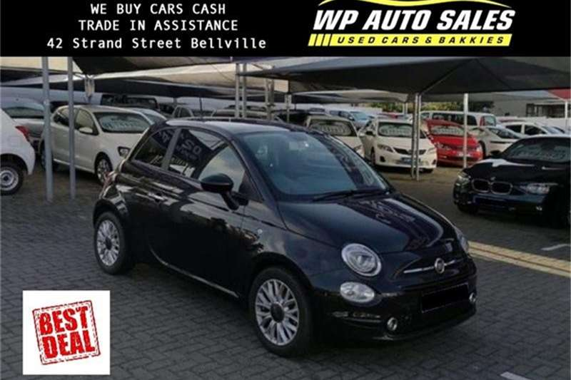 2018 Fiat 500 0.9 TwinAir Pop Star