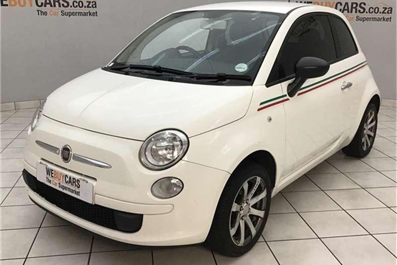 2013 Fiat 500 1.2