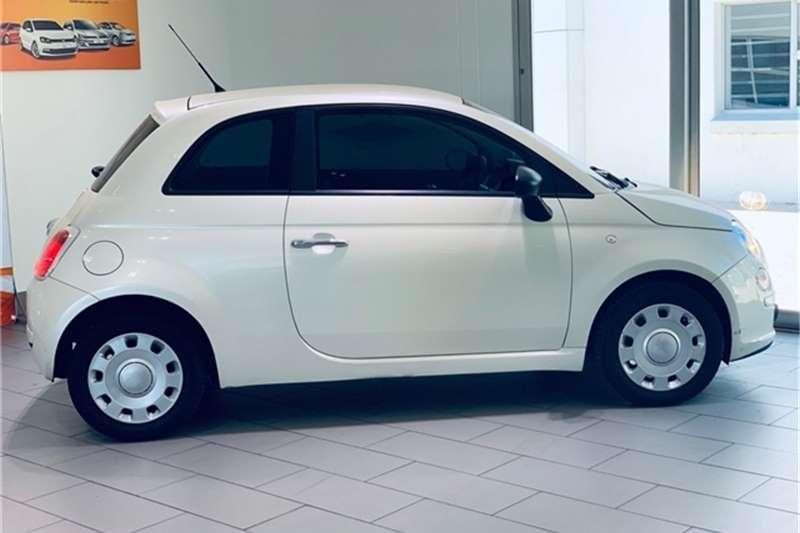2011 Fiat 500 1.2