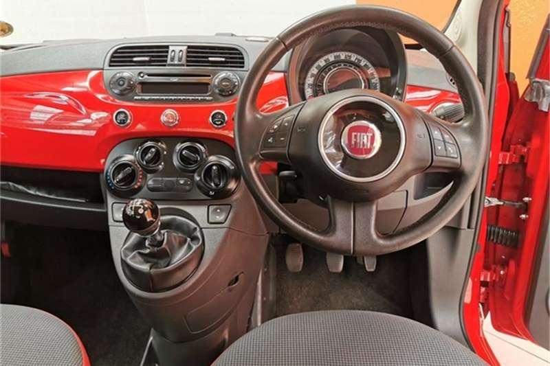 2015 Fiat 500 1.2