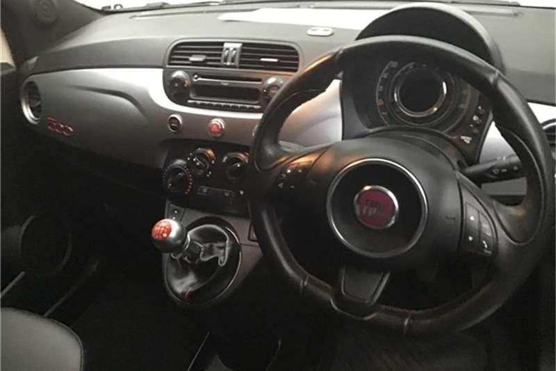 Fiat 500 S 1.4 2014