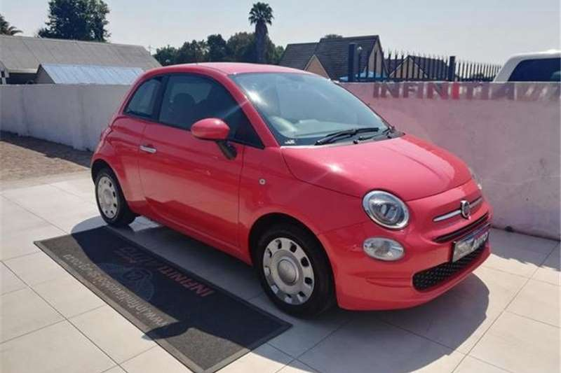 Fiat 500 TwinAir Pop Star Auto 2016
