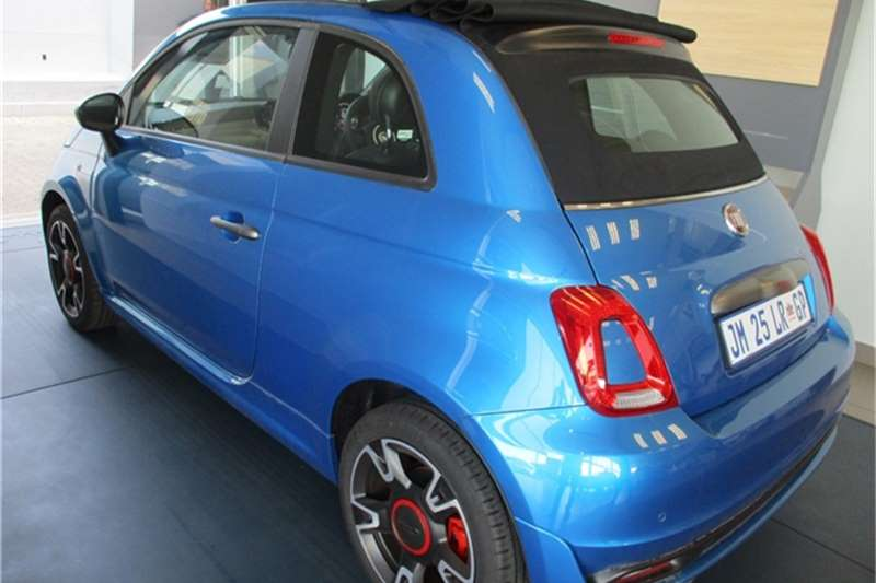 Fiat 500C 500 900T TWINAIR SPORT CABRIOLET 2020