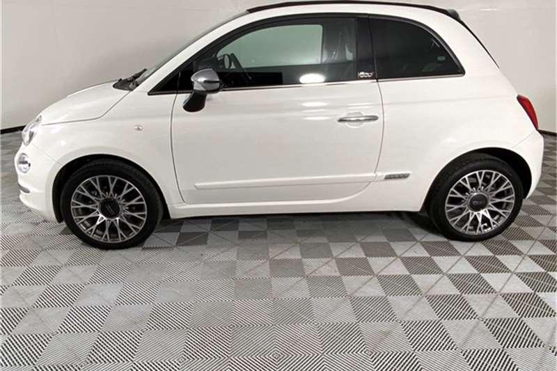 2021 Fiat 500C 500 900T TWINAIR STAR CABRIOLET