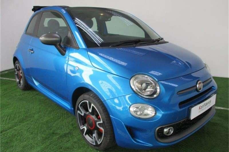 2020 Fiat 500C 500 900T TWINAIR SPORT CABRIOLET