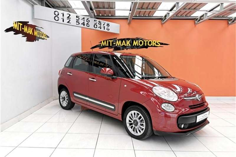 2013 Fiat 500L 1.6 Multijet Lounge