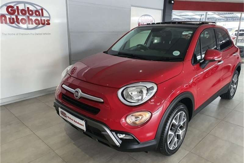 Fiat 500X 1.4T Cross Plus 2015