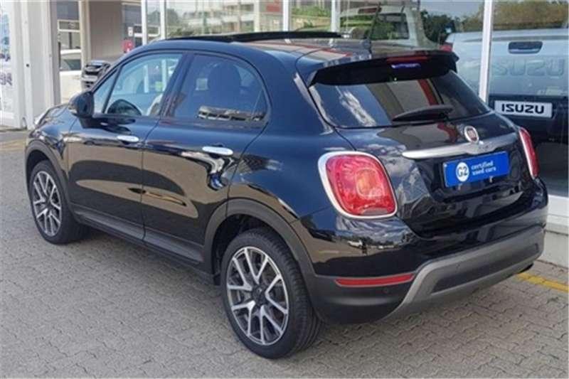 Fiat 500X 1.4T Cross Plus 2016