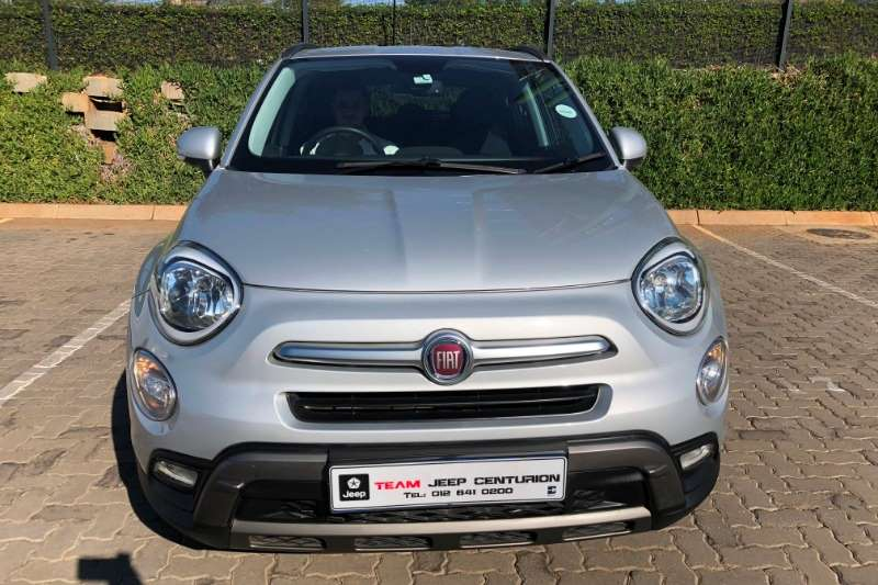 Fiat 500X 1.4T Cross Plus 2017