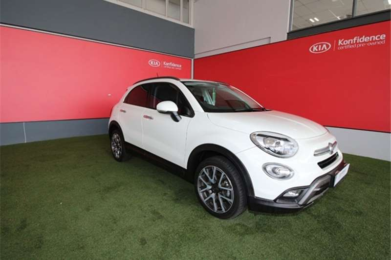 Fiat 500X 1.4T Cross Plus auto 2018
