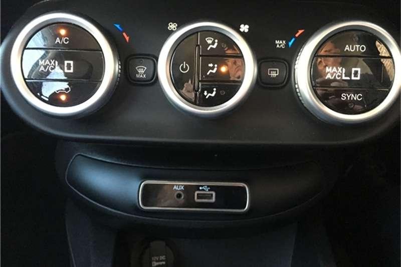 2016 Fiat 500X 1.4T Cross