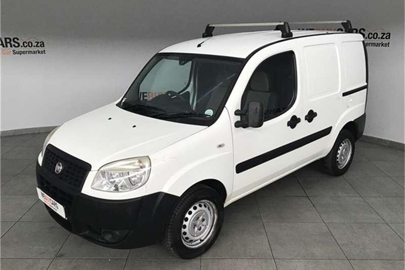 2010 Fiat Doblo Cargo 1.4