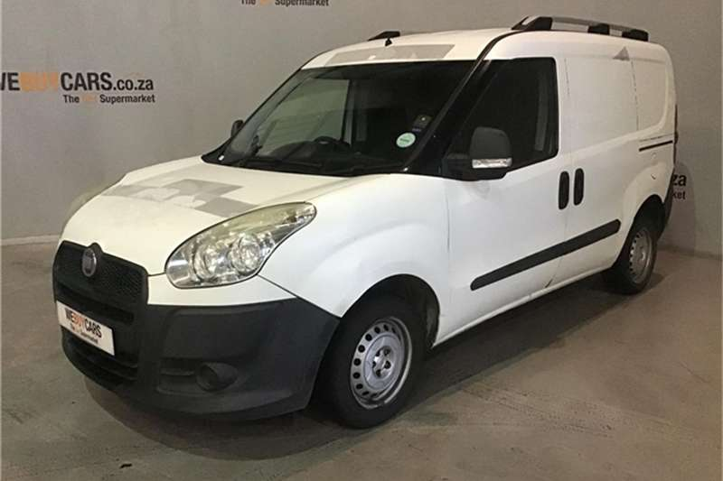 2012 Fiat Doblo Cargo 1.3 Multijet