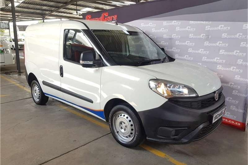 2018 Fiat Doblo Cargo 1.3 Multijet