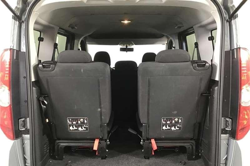Fiat Doblo Cargo Maxi 1.6 Multijet 2014