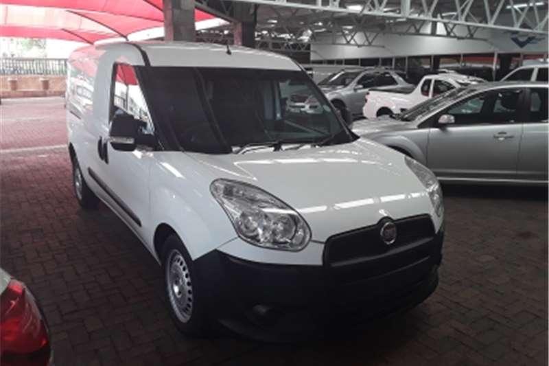 2013 Fiat Doblo Cargo panel van