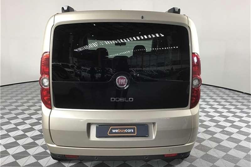 Fiat Doblo Panorama 1.6 Multijet Dynamic 2014