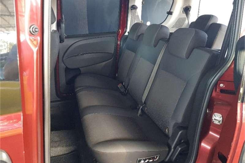 Fiat Doblo Panorama 1.6 Multijet Dynamic 2015