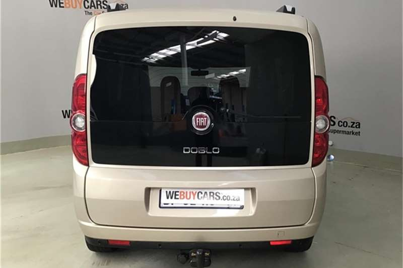 2015 Fiat Doblo Panorama 1.6 Multijet Dynamic