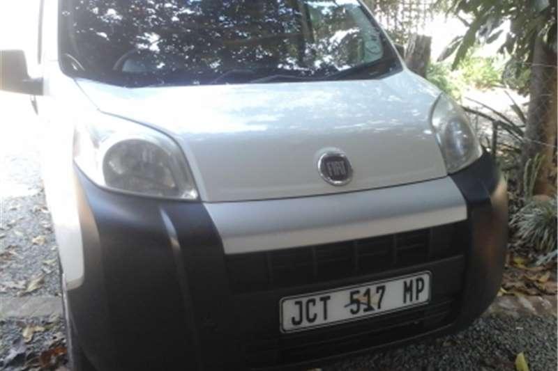 Fiat Fiorino Panel Van 1.4 2014