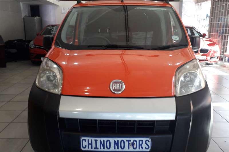 2014 Fiat Fiorino panel van FIORINO 1.4 F/C P/V
