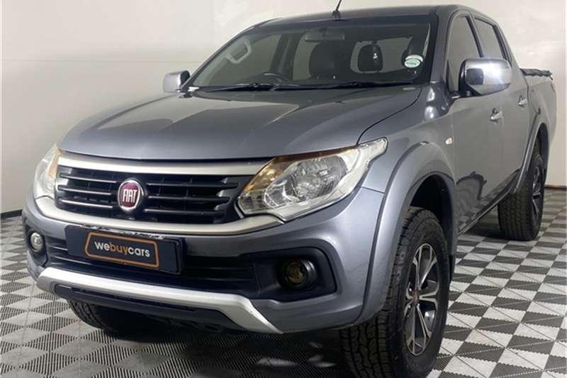 2018 Fiat Fullback Fullback 2.4